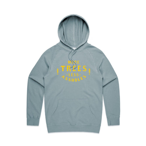 More Trees Premium Mid-weight Pullover Hoodie