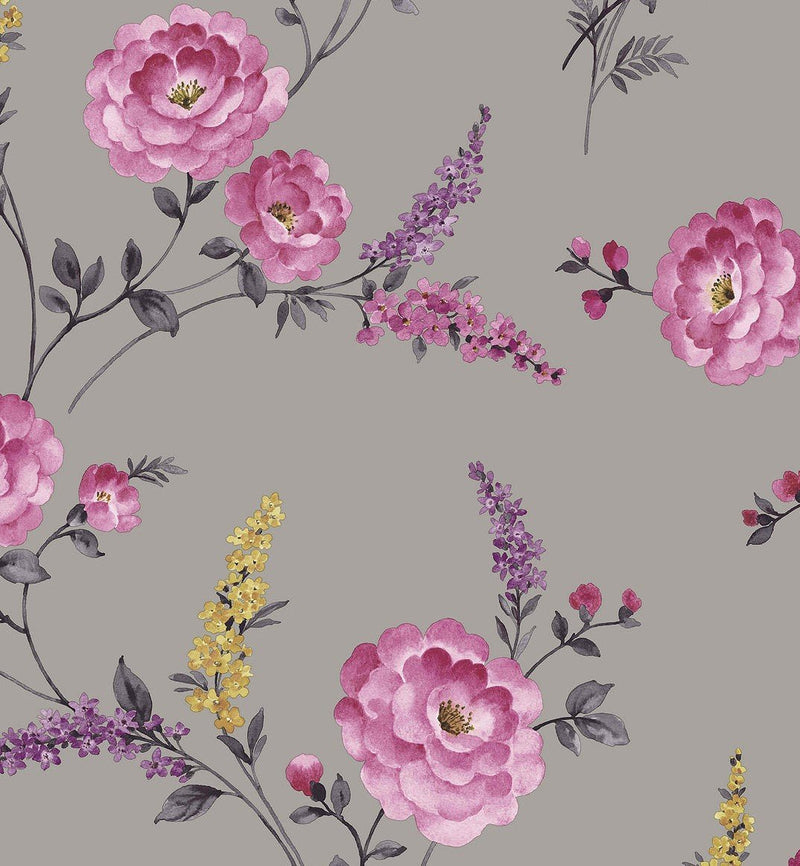 950900 Sophie Conran 'Poise Viola' paste the wall wallpaper