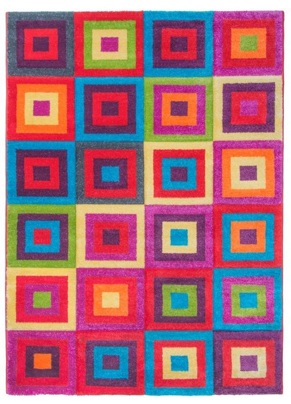 Candie Square Rugs