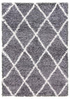 Fantasia Trellis Dark Grey