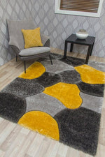 Lux Stone Multi Yellow