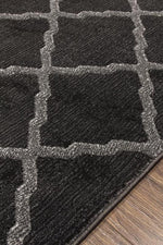 Tuscany Lattice Dark Grey
