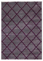 Tuscany Lattice Purple