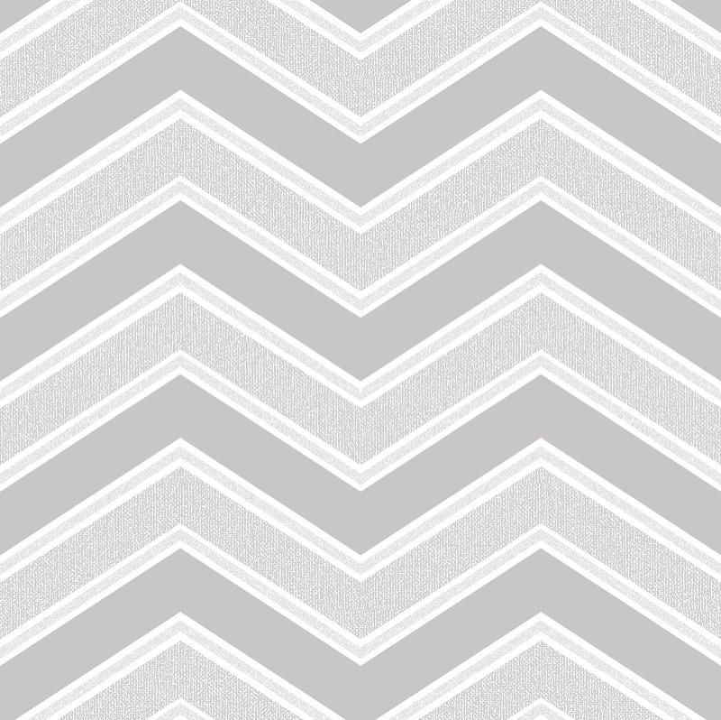 WM110046C A crisp modern look that instantly catches the eye. Following a popular Scandinavian geometric trend, this zig-zag chevron design creates a fresh and inviting vibe in any room.