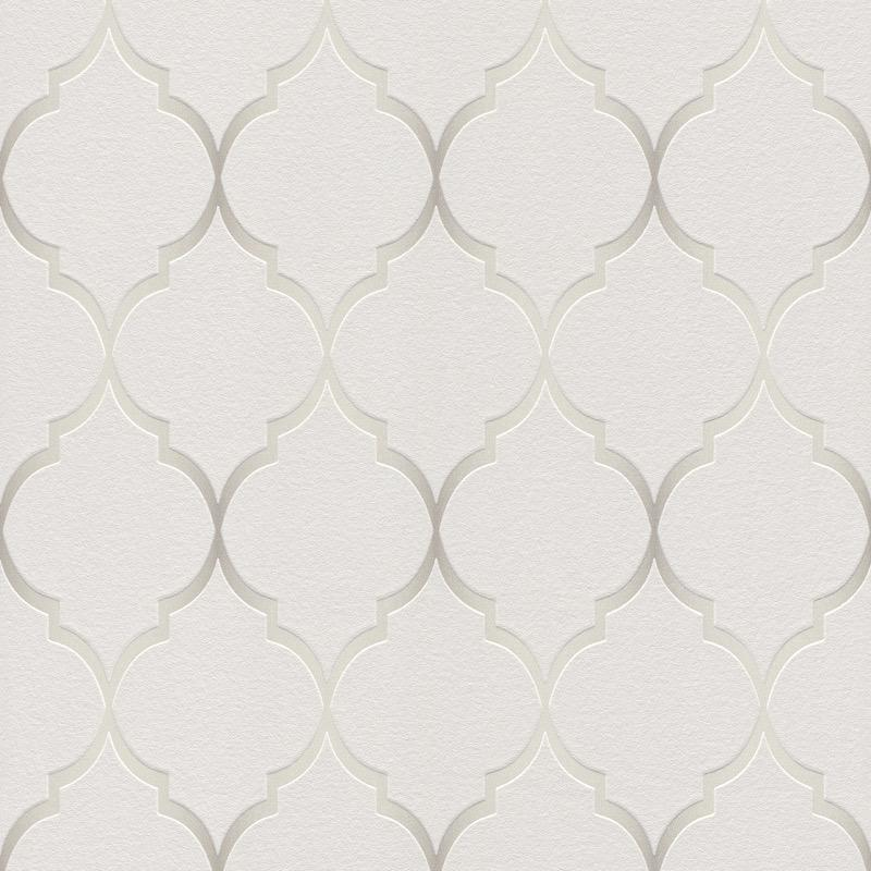 n70100609r An elegant 'ribbon trellis' effect. Fabulous, non-woven, paste the wall, product.