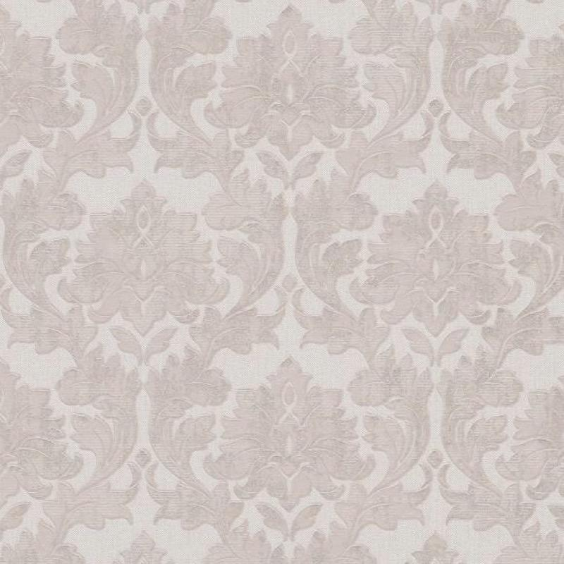 nv100722002e Beautiful and timeless damask design on paste the wall vinyl.