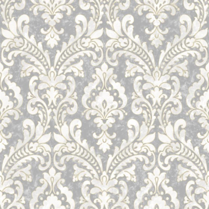 nv21900172d Beautiful classical damask on superior quality, paste the wall vinyl.