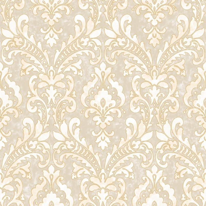 nv21922171d Beautifully elegant, classical damask on a superior quality, paste the wall vinyl