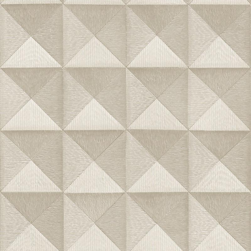 nv22044062d Funky geometric 3D effect. Superior quality, paste the wall, vinyl.