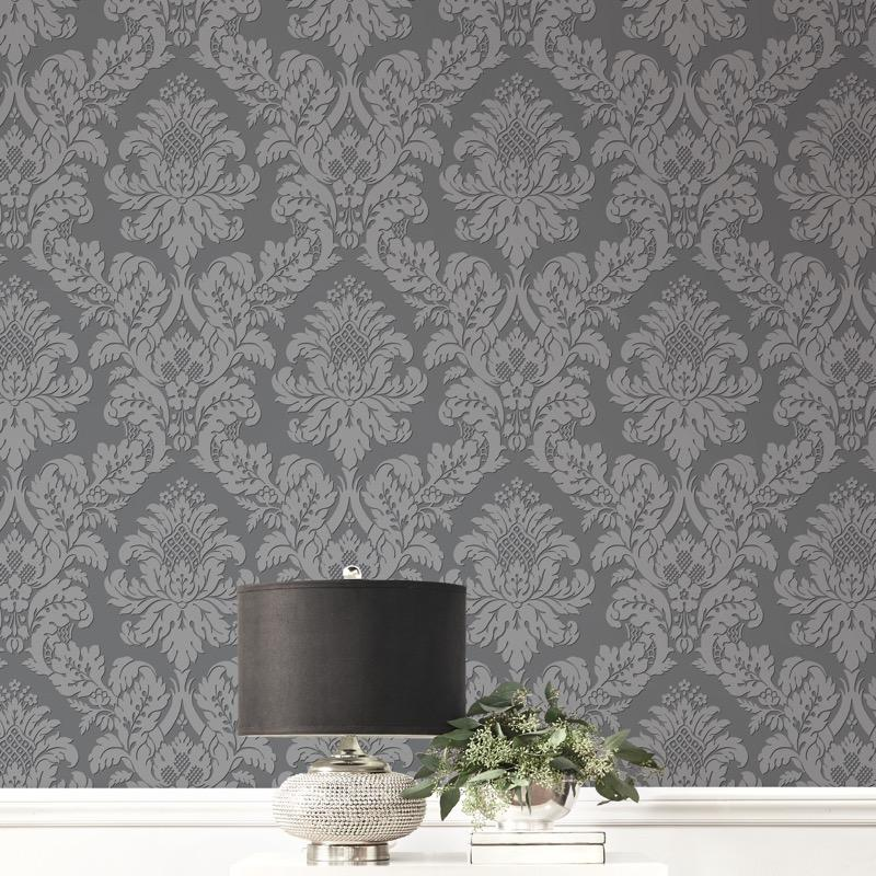vs1000435pt Classical elegance and the ultimate in fashionable fusion with a light dusting of glitter over the brighter area vintage, wallpaper, room, house classic, traditional