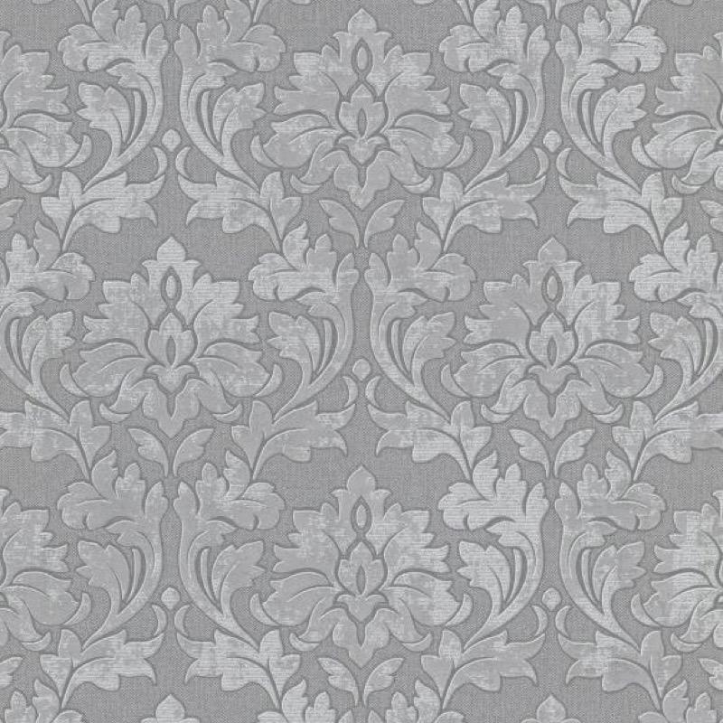 vs100700034e Beautiful and timeless damask design on paste the wall vinyl.
