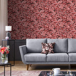 w15811502m Dramatic red rose design. The perfect way to add beauty to any feature wall.