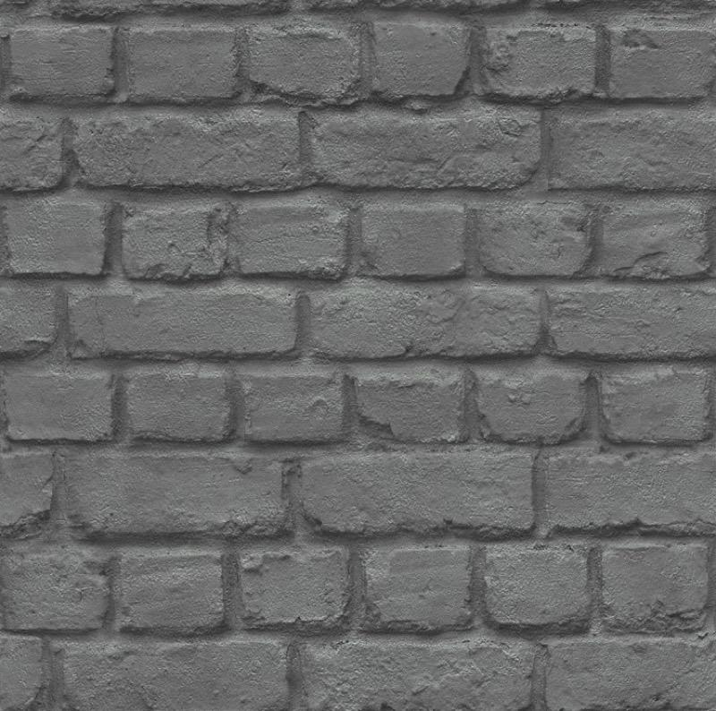 w22600744r Rustic 3D brick effect wallpaper