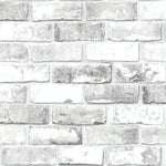 w670051m Stylish rustic 3-D brick effect