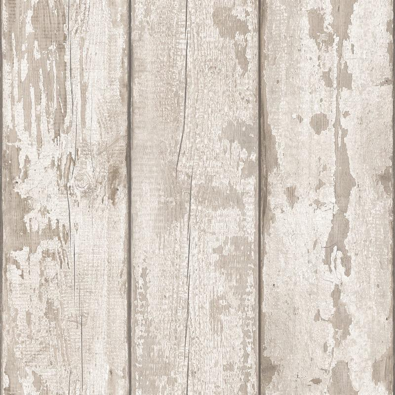 w69444700a Rustic wood effect wallpaper