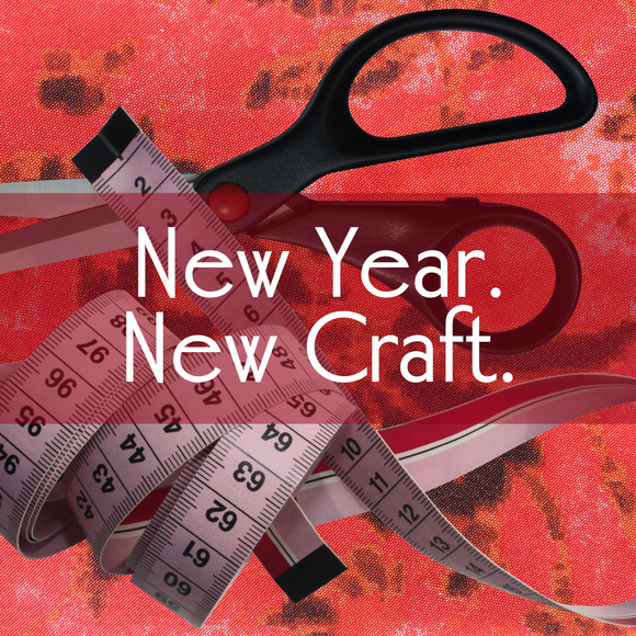 New Year. New Craft.