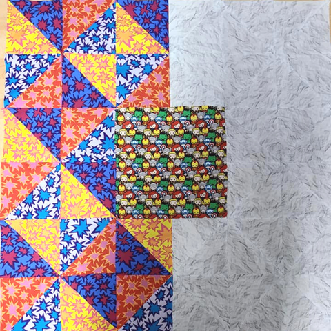 Therapy as Quilting StitchCraft