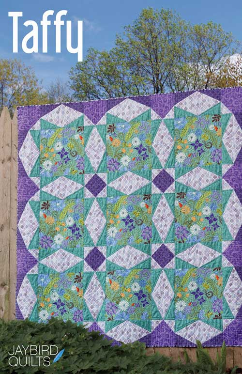 Taffy by Jaybird Quilts