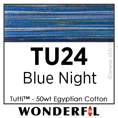 Tutti 24 - Blue Night