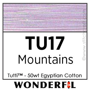 Tutti 17 - Mountains