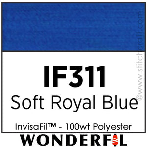 InvisaFil 311 - Soft Royal Blue