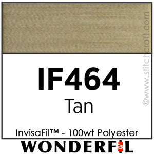 InvisaFil 464 - Tan