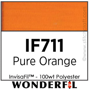 InvisaFil 711 - Pure Orange