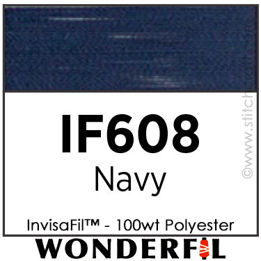 InvisaFil 608 - Navy