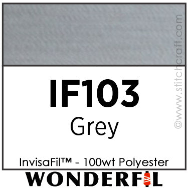 InvisaFil 103 - Grey
