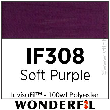 InvisaFil 308 - Soft Purple