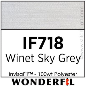 InvisaFil 718 - Winet Sky Grey
