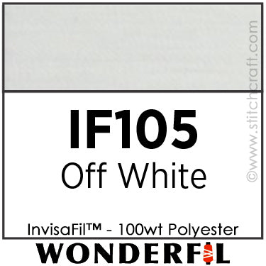 InvisaFil 105 - Off White