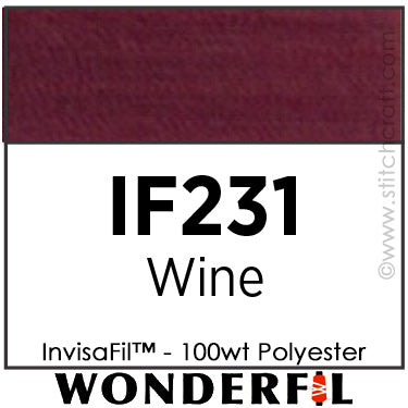 InvisaFil 231 - Wine