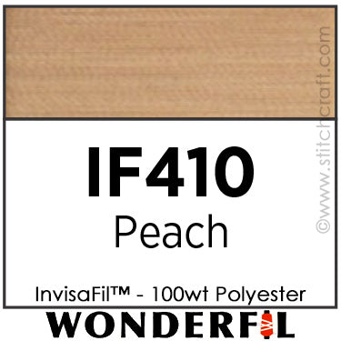InvisaFil 410 - Peach