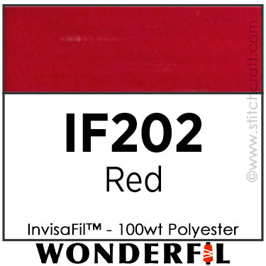 InvisaFil 202 - Red