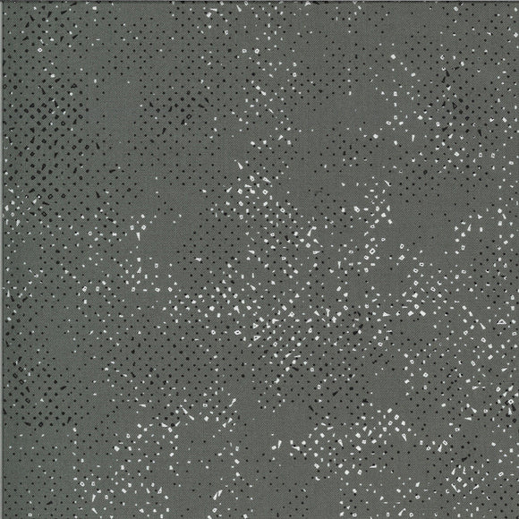 Quotation Spot Quotation Graphite Zen Chic Moda Fabrics