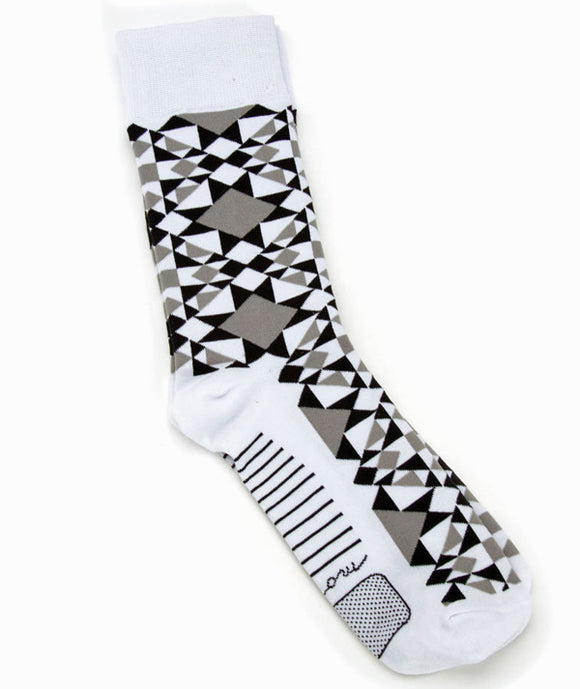 Modern Building Blocks Socks