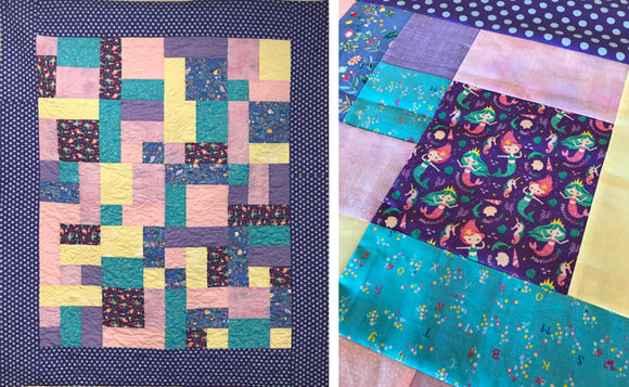 Yellow Brick Road Quilt Kit