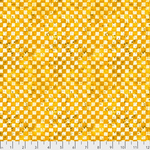 Checkerboard - Yellow