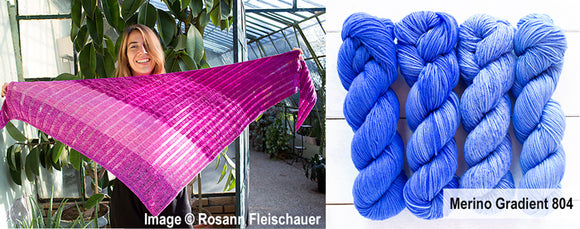 Merino Gradient Kit 804