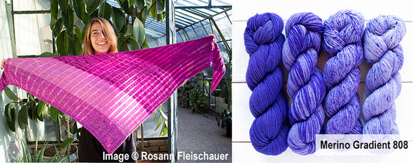 Merino Gradient Kit 808