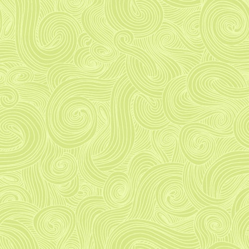 Swirl - Light Lime