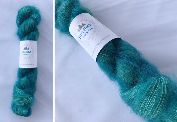 Ocean Breeze - Mohair