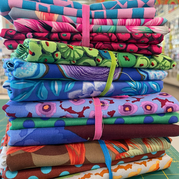 3-Yard Quilt Bundle of Kaffe Fassett Collective
