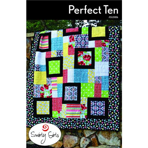 Perfect Ten by Swirly Girls Design