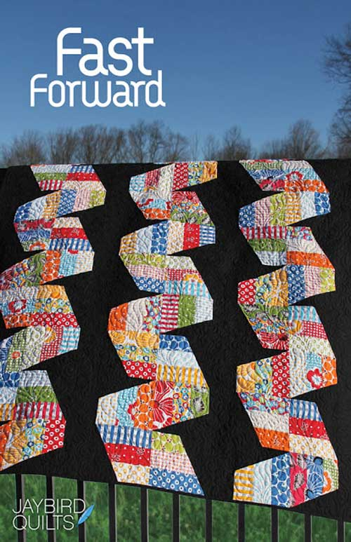 Fast Forward by Jaybird Quilts
