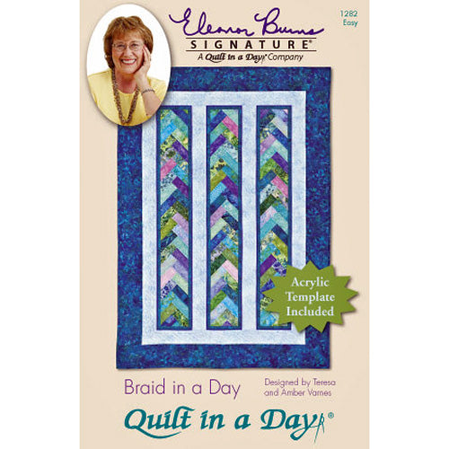 Braid in a Day Pattern & Template