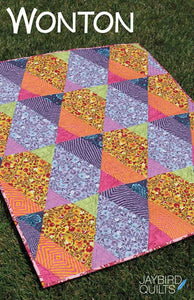 Wonton by Jaybird Quilts