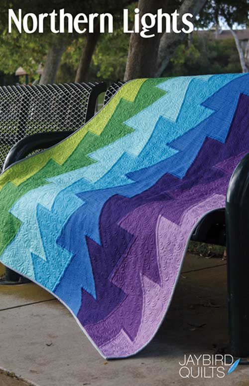 Northern Lights by Jaybird Quilts