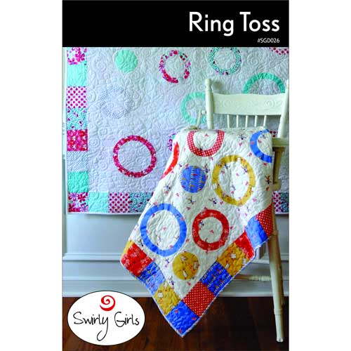 Ring Toss by Swirly Girls Design